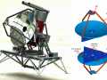 Balloon-borne Large Aperture Submillimeter Telescope for Polarimetry (BLASTPol) 2.5m CFRP