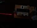 7 pianta tester con livella laser